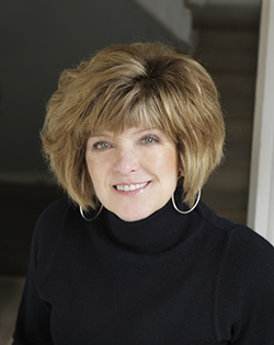 Image of interior designer Patti Marvitz